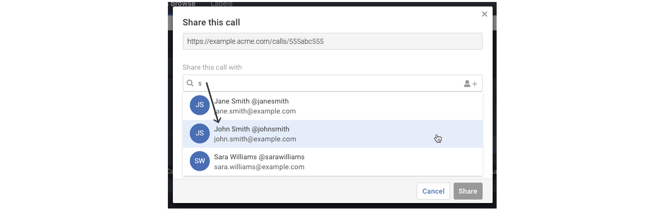 CallTimeline-share-selector.png